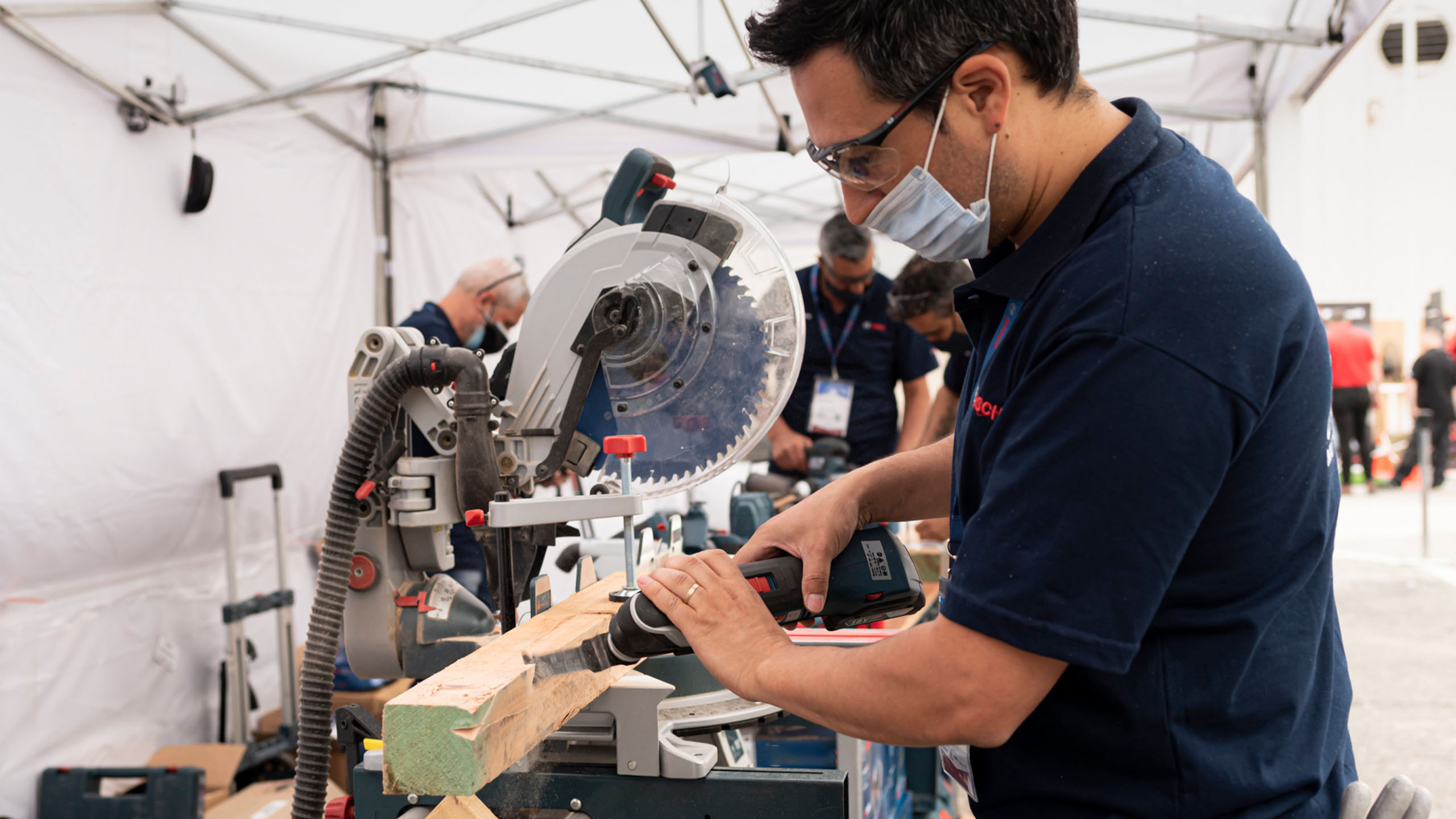 International Hardware, Plumbing Parts, Paint and Construction Materials Trade Fair
