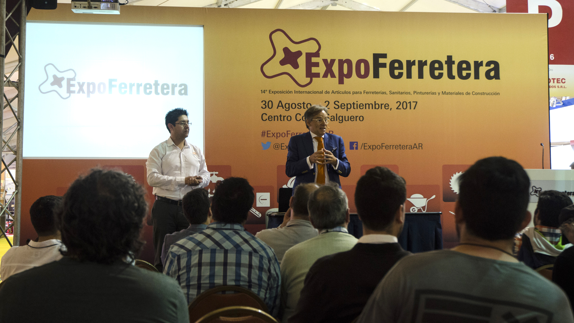 Expoferretera: Events